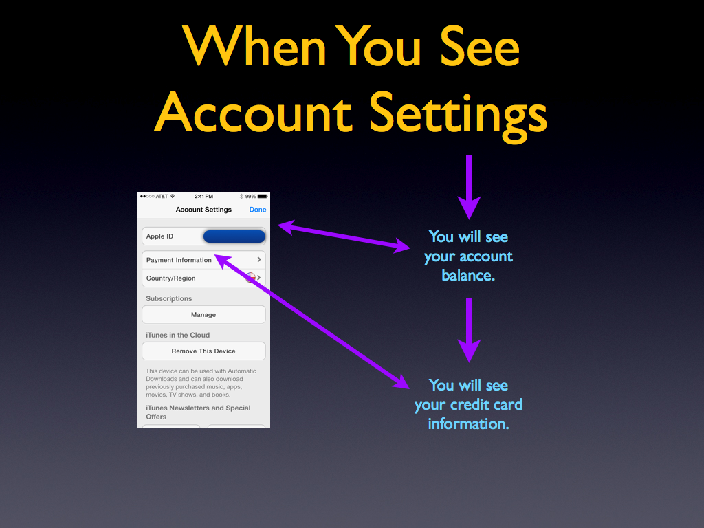 how to find itunes balance